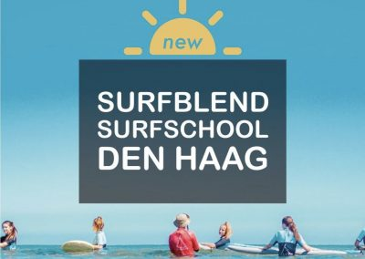 Surfschool Surfblend Den Haag